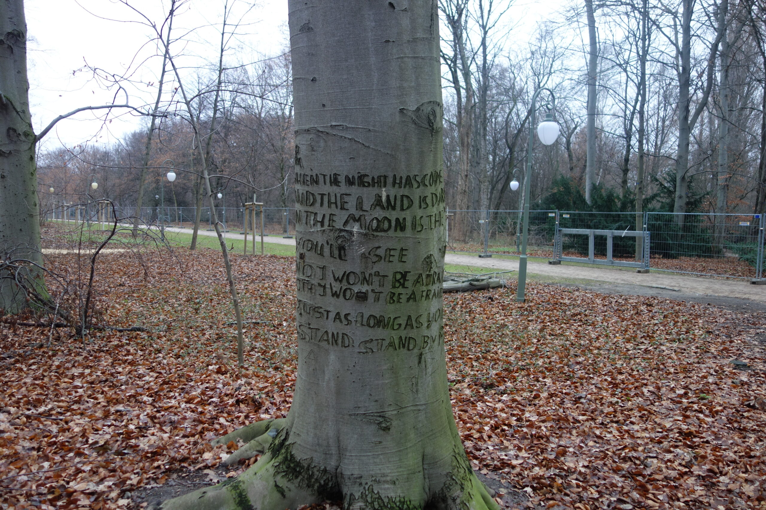 stand by me tree berlin